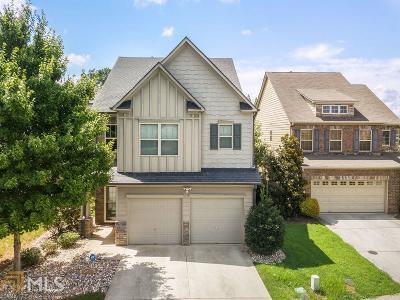 Atlanta Single Family Home New: 3882 Lake Manor Way