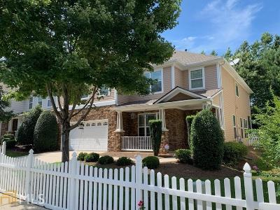Single Family Home New: 3918 Carriage House Drive