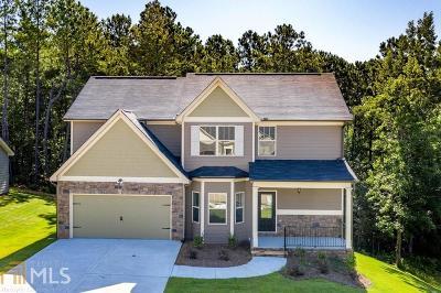 Douglasville Single Family Home New: 3130 Anneewakee Falls Pkwy