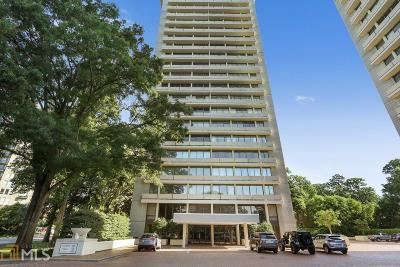 Plaza Towers Condo/Townhouse For Sale: 2575 Peachtree Rd #8C
