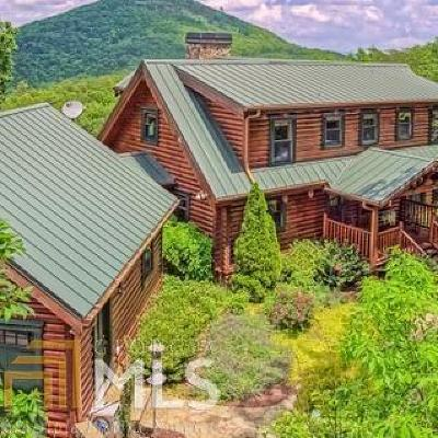 Pickens County Single Family Home For Sale: 8 Owl Ridge Way #144