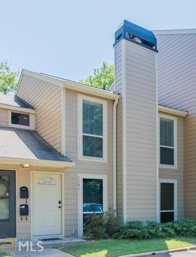 Atlanta Single Family Home New: 1141 Riverbend Club Dr