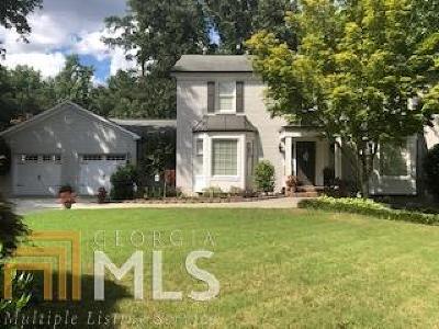 Single Family Home New: 1332 Melton Dr