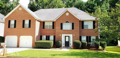 Stone Mountain Single Family Home New: 1228 Carriage Trace Cir