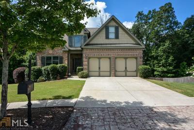 Single Family Home New: 3458 Zacks Way