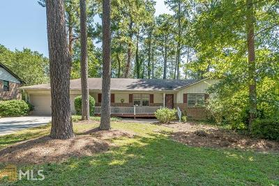 Single Family Home New: 3276 Hidden Forest Drive