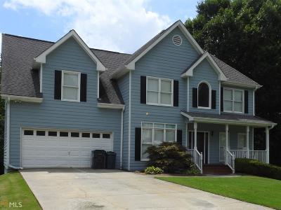 Woodstock Single Family Home New: 629 Springharbor Dr