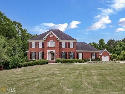 Dacula Single Family Home For Sale: 3335 McKinley Point Dr