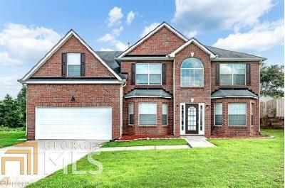 Conyers Rental For Rent: 1241 Tree Leaf Ln