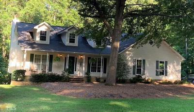 McDonough Single Family Home For Sale: 205 S Cleveland Church Rd