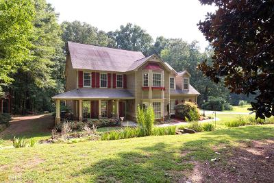 Winder Single Family Home For Sale: 1627 Highway 82