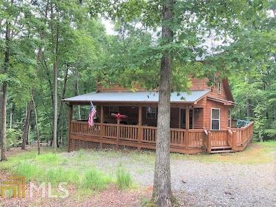 Blairsville Single Family Home For Sale: 206 Zachary Ln