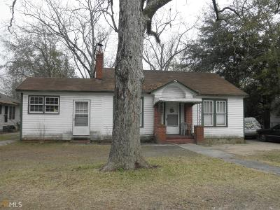 Statesboro Single Family Home For Sale: 110 W Jones Ave