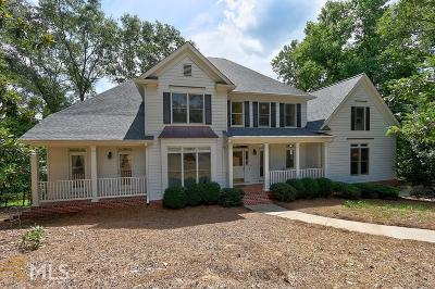 Lawrenceville Single Family Home For Sale: 990 Bramlett Shoals Rd