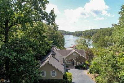 Dawson County Single Family Home For Sale: 924 Chestatee Pt