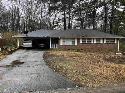 Clayton County Single Family Home New: 1080 Skylark Dr