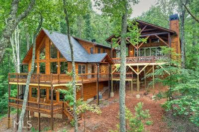 Fannin County Single Family Home For Sale: 8 Rocky Face Rd