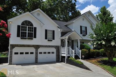 Acworth Single Family Home For Sale: 202 Sable Trace Dr