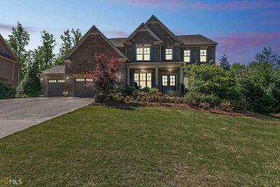 Single Family Home New: 1350 Hilltop Overlook Dr
