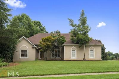 Cherokee County Single Family Home New: 3401 Fairway Court