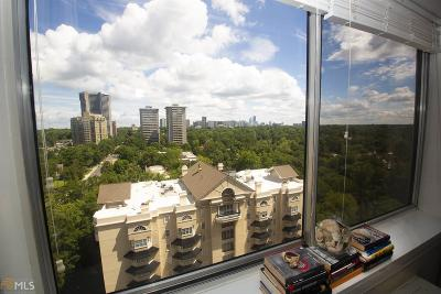 Atlanta Condo/Townhouse New: 2479 NE Peachtree #1508