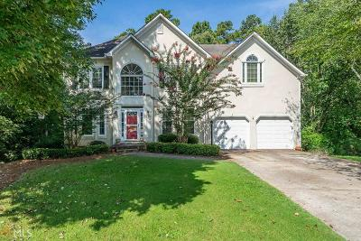 Cobb County Single Family Home New: 3926 SW Charlemagne Way