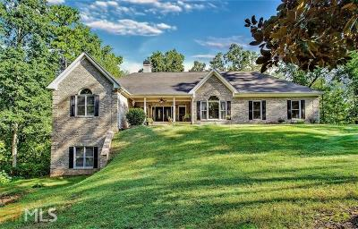 Marietta Single Family Home For Sale: 99 Midway Rd