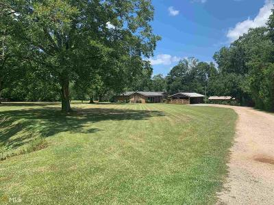 Madison Single Family Home For Sale: 2220 Lions Club Rd