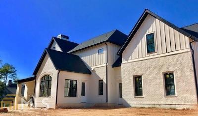 Milton Single Family Home For Sale: 1081 Kent Ct