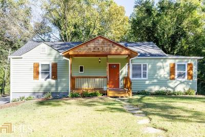 West End Single Family Home For Sale: 1204 Westridge Rd