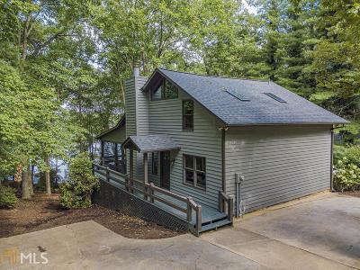 Fannin County Single Family Home For Sale: 1161 Eaton Rd