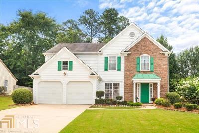 Suwanee Single Family Home For Sale: 1568 Oak Park Ct