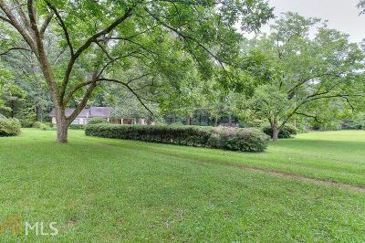Stone Mountain Single Family Home For Sale: 1705 Panola Rd