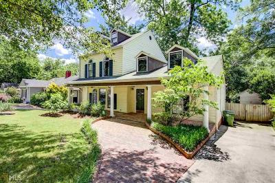 Peachtree Hills Single Family Home For Sale: 2083 Fairhaven Cir