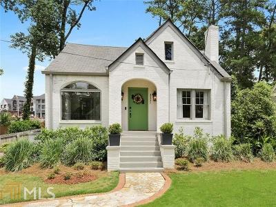 Peachtree Hills Single Family Home Under Contract: 2251 Stephen Long Dr