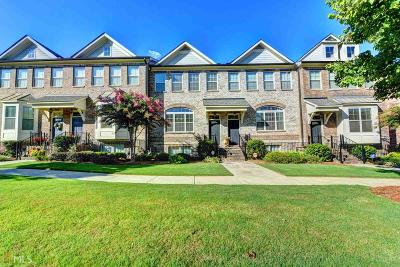 Suwanee Condo/Townhouse For Sale: 4232 Tacoma Trce