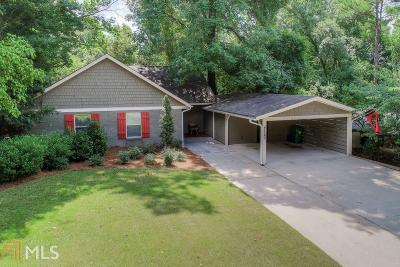 Brookhaven Single Family Home For Sale: 2120 Drew Valley Rd