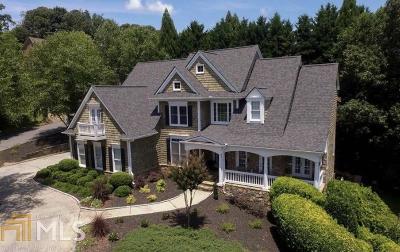 Gainesville  Single Family Home For Sale: 3479 Maritime Glen