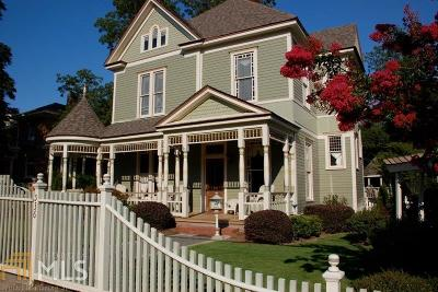 Barnesville Single Family Home For Sale: 536 Thomaston St