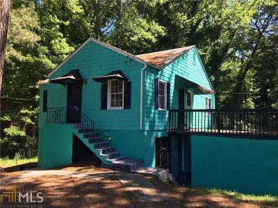 Fulton County Multi Family Home For Sale: 1639 SW Orlando