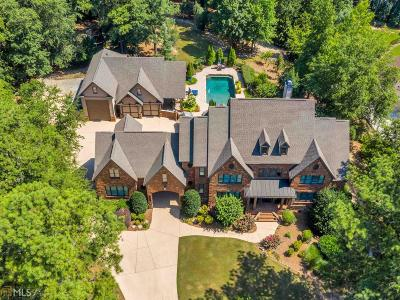 Buford Single Family Home For Sale: 2804 Pucketts Mill Rd