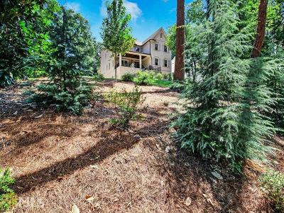 Peachtree Battle Single Family Home For Sale: 1011 Peachtree Battle Cir