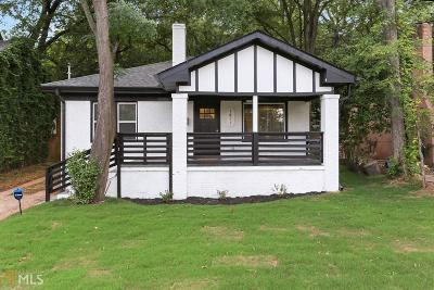 Chosewood Park Single Family Home For Sale: 1411 Boulevard