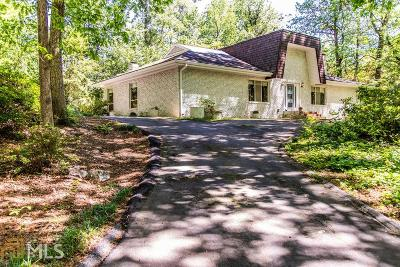 Roswell Single Family Home For Sale: 675 Willeo Rd
