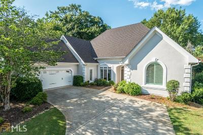 Suwanee, Duluth, Johns Creek Single Family Home For Sale: 129 Villamoura Way