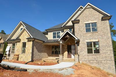 Buford Single Family Home For Sale: 2852 Springbluff Ln