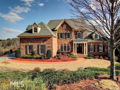 Marietta, Roswell Single Family Home For Sale: 502 Rivercliff