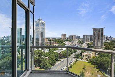 Gallery Condo/Townhouse For Sale: 2795 Peachtree Rd #1709