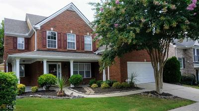 Braselton Single Family Home For Sale: 6121 Mulberry Park Dr