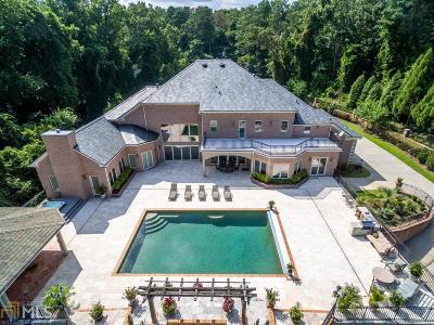 Roswell, Sandy Springs Single Family Home For Sale: 1625 Sunnybrook Farm Rd